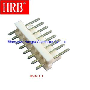 Via 2 ficha do cabo para placa PCB a Plataforma
