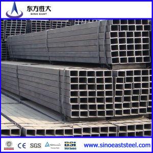 Tubo d'acciaio quadrato galvanizzato caldo