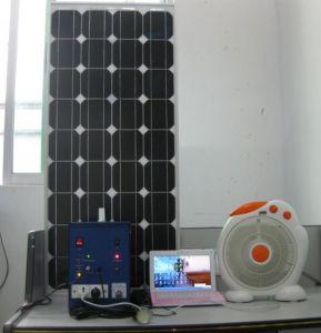 110V/220V AC Kit Solar con batería/controlador y un inversor dentro (MRD313)