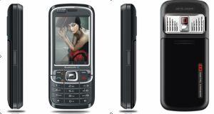 De Dubbele Wijze van CDMA & GSM Mobiel met Bluetooth (CP680)
