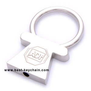 승진 만화 공상 아연 합금 소녀 금속 열쇠 고리 (BK11244)