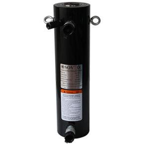cilindri idraulici agenti del doppio 95t