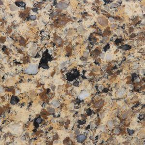 Pierre de construction de granit de fournisseur d'usine de dalle de marbre pour salle de bains vanités de panneaux muraux