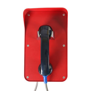 Аналоговый/PSTN промышленных чрезвычайной Погодостойкий открытый телефон внутренней связи