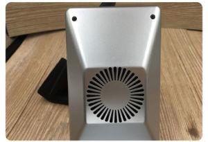 Qi Wireless cargador de coche de la estación de carga rápida/soporte/Mount (W8)
