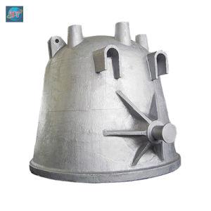 良質と砂型で作ることによるスラグ鍋