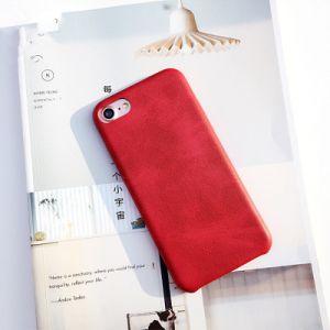 iPhoneのXsの最大iPhoneのXsのiPhone 8のプラスのiPhone Xrのための型様式の革電話箱