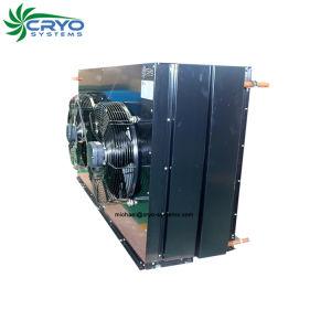 Condensador de Armazenagem Fria Air-Cooled condensador do condensador do compressor de ar