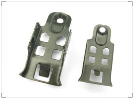 粉のコーティングボックスを押す専門のシート・メタル
