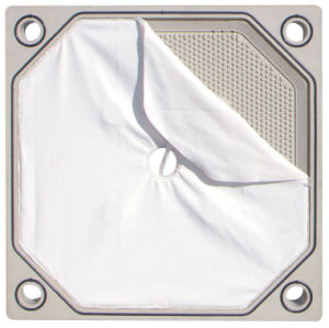 Промышленный фильтр ткань/ полиэстер полипропилен микронный фильтр нажмите Фильтр тканьюподушки безопасности