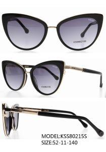 La parte superior de la moda de gafas de moda de alta calidad Kss80215s