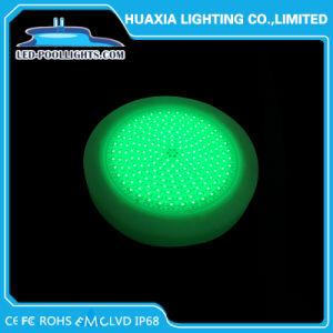 Indicatore luminoso della piscina montato superficie subacquea del PC LED di AC/DC 12V 42watt