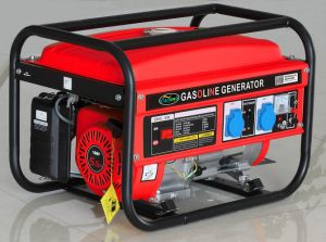 Het draagbare Gebruik van het Huis van de Generator van de Benzine 2kw