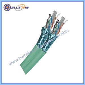 O fio de aço cabo CAT6 blindados de fio de aço Cabo Ethernet blindados Swa cabo de rede Swa Cabo UTP