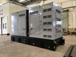 Ce/ISOの450kVA Cumminsによって動力を与えられる防音のディーゼルGenset