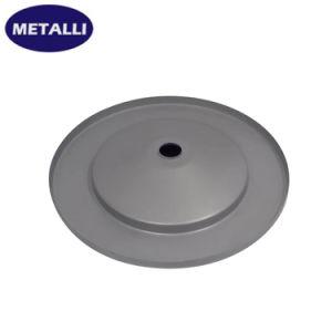 Metall galvanisierte Stahlluftfilter-Kappe