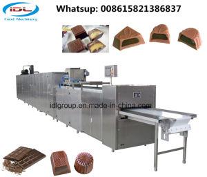 De Machine van de Chocoladebereiding om Zuivere Chocoladerepen te maken
