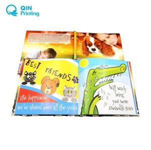 Servicio personalizado de impresión offset impresión de libros niños Tapa dura baratos