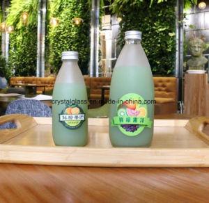 Большой потенциал матового фруктовый сок упаковки стеклянных бутылок