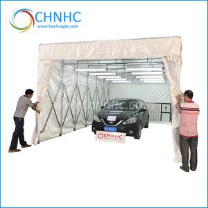 China Fabricante Móveis de Manutenção Automática/capota/carro Dobrável Portátil Mobile da cabine de pintura por spray