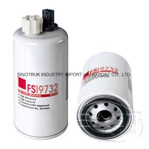 De originele Filter van de Brandstof van Fleetguard van de Kwaliteit Hydraulische Fs19732 Fs19922 voor de Motor van Cummins