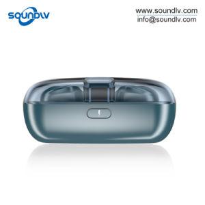 Tws, das mobilen drahtlosen zutreffenden drahtlosen Bluetooth StereoEarbuds Kopfhörer laufen lässt