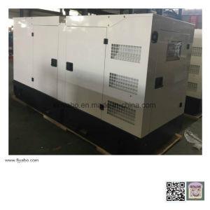 50kVA het Stille Type 40kw Ricardo Engine Generator van diesel Generator van de Macht