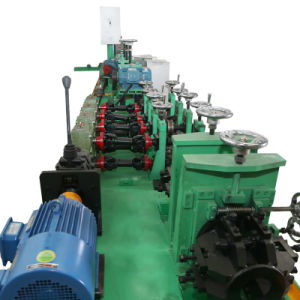 Tubo automatico che fa la saldatrice tubo/della macchina/macchinario