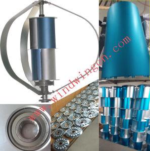 По вертикальной оси 1 квт ветровой турбины системы включают в себя контроллер и инвертора