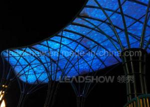 300W RGB LED屋外のProjecton水波ライト