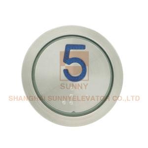 エレベーターのBraillの押しボタン(SN-PB110)