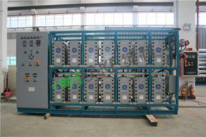 50t EDI Máquina purificadora de agua Precio de la planta para tratamiento de agua