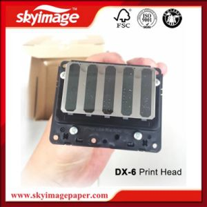 Testa di stampa Dx-6/ugello a base d'acqua per le stampanti di getto di inchiostro di Epson