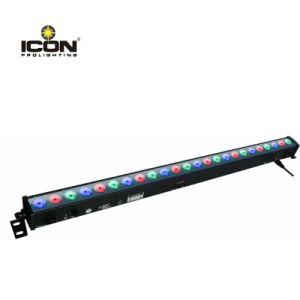 セリウムが付いている屋内超RGBの明るさLEDの壁の洗濯機棒