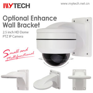 360 IP van de Veiligheid van kabeltelevisie Surveil van de Omwenteling van de graad Slimme Androïde Camera