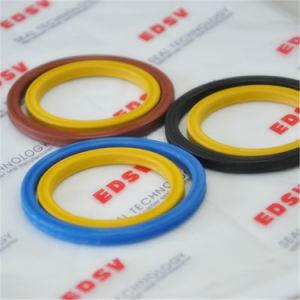 Como568 juntas de caucho EPDM FKM HNBR coloridos Si X Anillos para diferentes tamaños de piezas de la junta de goma/