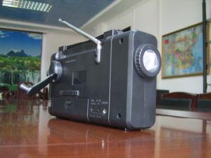 高品質の太陽充満Noaaの天候のラジオ(HT-998)
