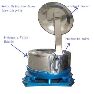 Extractor de centrifugación de comercial/industrial de la máquina La máquina de extracción/girando la deshidratación de la máquina (SS) con tapa