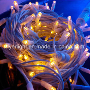Indicatore luminoso della stringa del cappello di paglia dell'indicatore luminoso della stringa della decorazione di illuminazione di festival LED