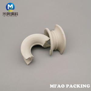 Embalagem aleatória química Anel Sela de cerâmica