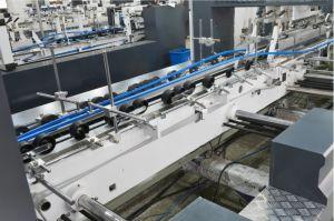 Caixa Inferior do bloqueio inteligente Speedwave Gluer Pasta Machine (XL-650/XL-800/XL-1100)