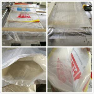 Sacchetto interno del fertilizzante del sacchetto del sacchetto del sale del sacchetto dello zucchero della macchina della boccola del sacchetto tessuto pp che fa macchina