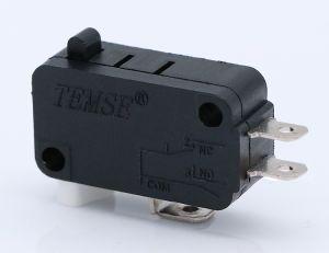 Temse lado terminal común Micro interruptor Dispositivo sensible a la negra