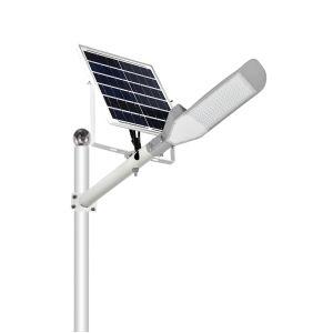 20W 30W 40W 50W 60W LED de exterior Smart Solar Luz de Rua