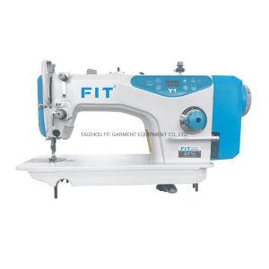 Высокая скорость прямой привод Lockstitch швейные машины (установите-Y1)