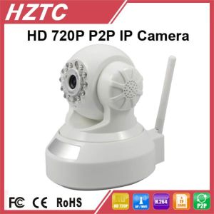 Hztc 720p Wireless P2p WiFi IP Camera Qualcomm Chip Tc-Ipc801-Ar IP-Camera Surveillance Wireless P2p
