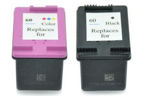 Venda por grosso 61b 61c compatível cartucho jato de tinta para impressora HP
