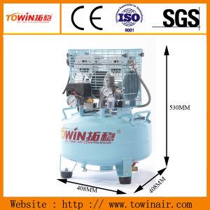 De stille Tand Olievrije draagbare Compressor van de Lucht voor Tand (TW5501)