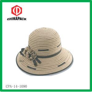 Floppy Beach Hats (CPA-14-1090)
