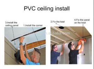 1220*2440 (4X8)習慣壁パネルのための使用できるPVC泡シート